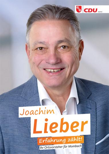 Joachim Lieber - Mombach